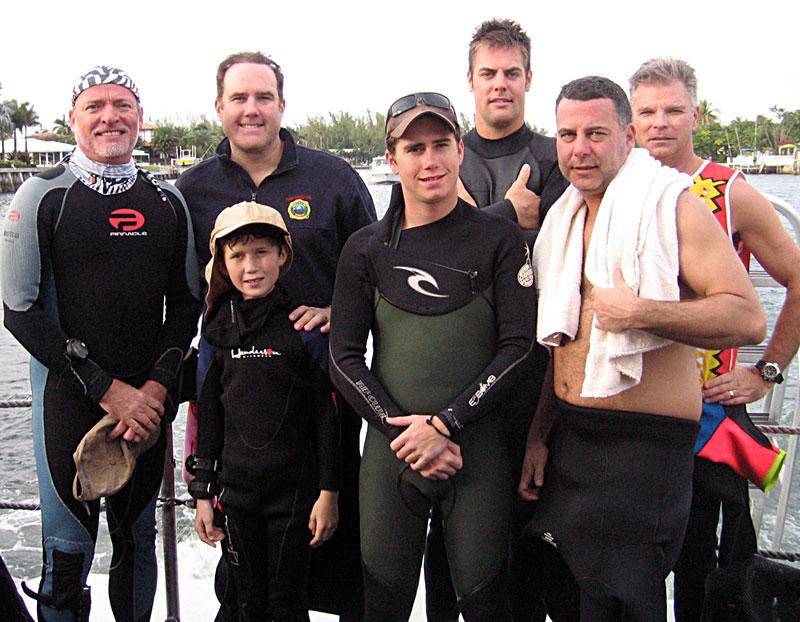1.22.12 Open Water Class Photo