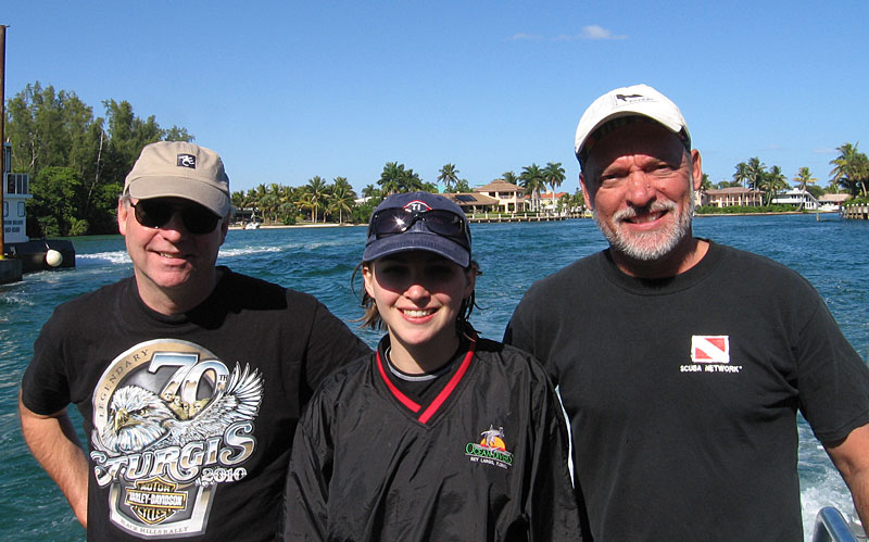 master diver class