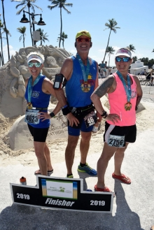 Publix Marathon -D T K A1A-Finish