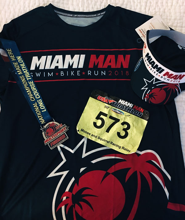 MiamiMan Triathlon