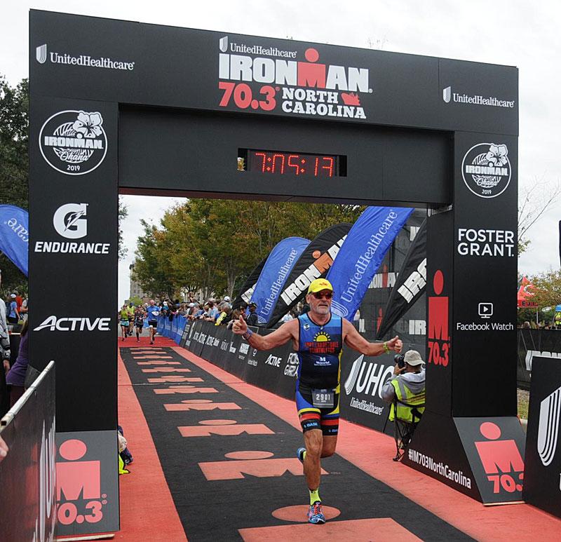 IronMan NC 70.3