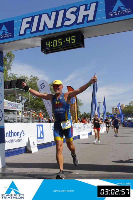 St. Anthony's Hospital Triathlon 2019